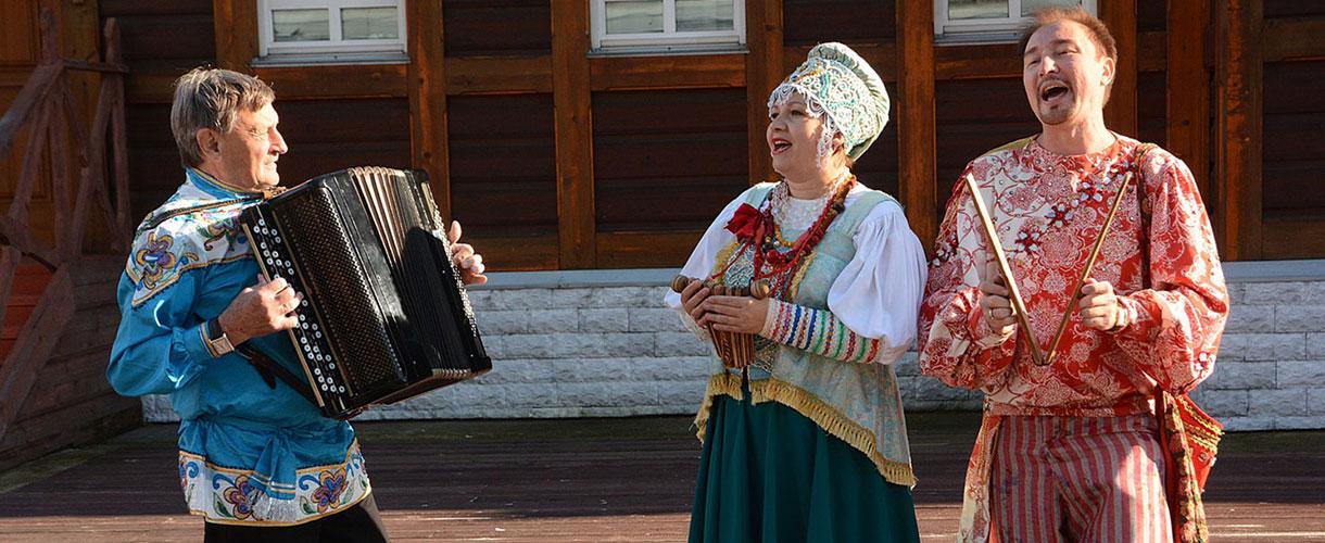 Muzyczna podróż Koleją Transsyberyjską fot. © Ivo Dokoupil, Barents.pl