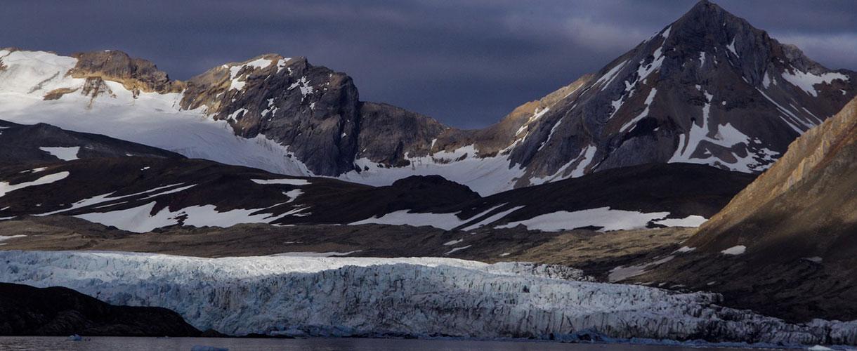 Spitsbergen. Fot. © Małgosia Busz, Barents.pl