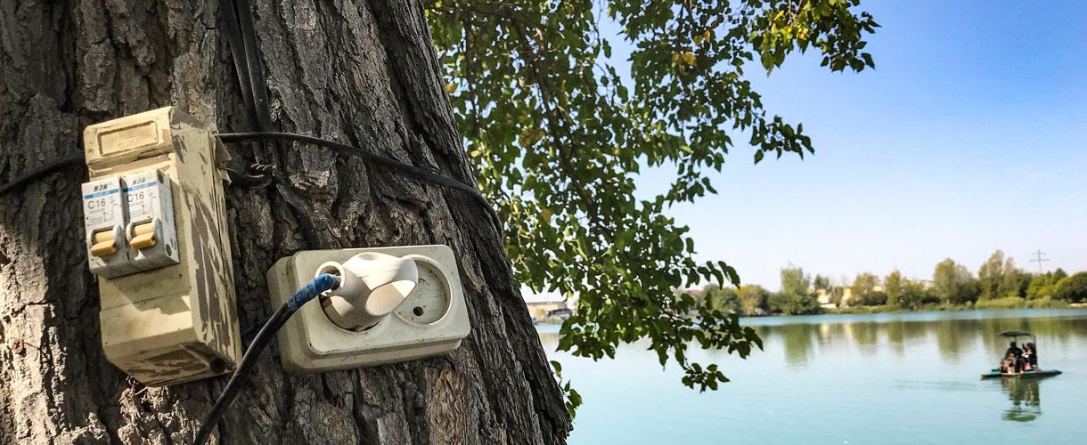 Rodzaje wtyczek i gniazdek elektrycznych na świecie. fot. © Małgosia Busz, Barents.pl