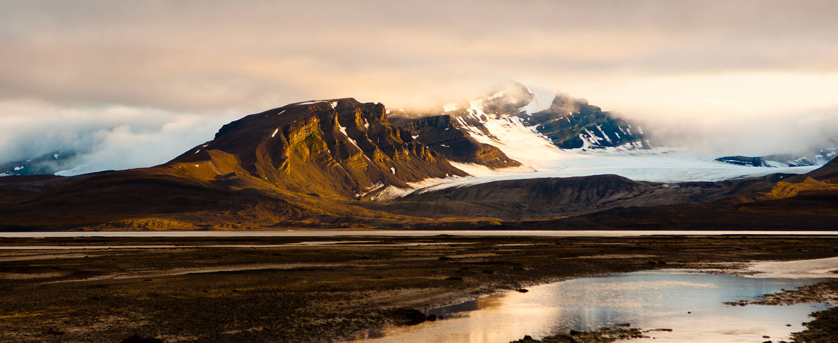 Svalbard: Crossing Arctic Landscapes photo Dominik Pytel with Barents.pl