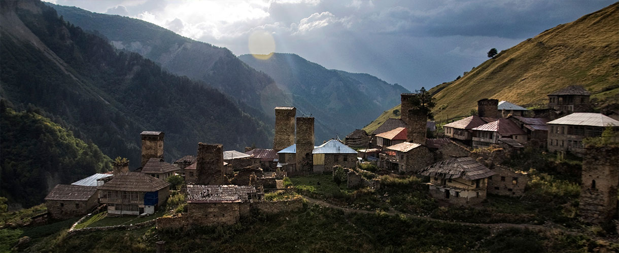 Trekking in Georgia: Light Hikes Through Svaneti