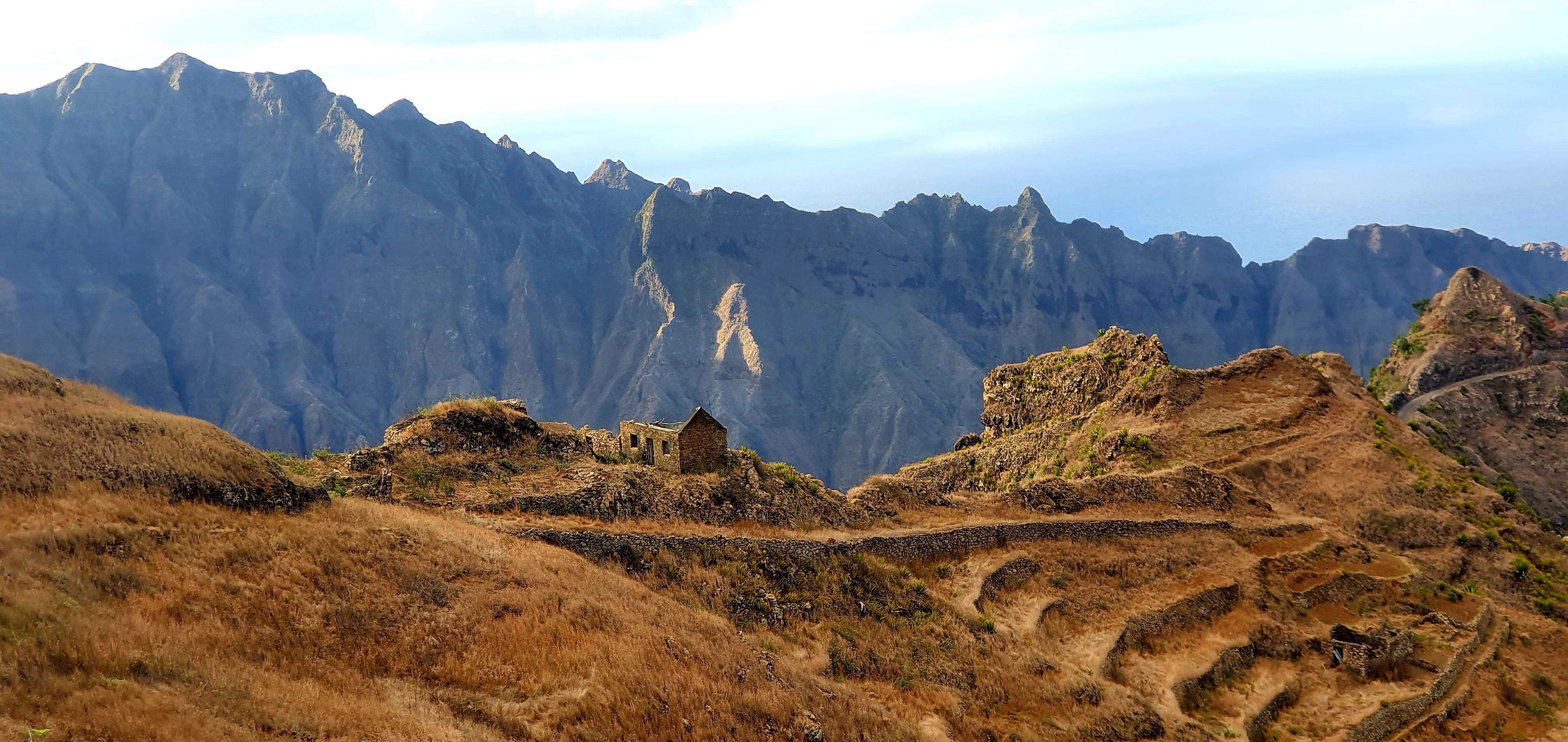 Wyspy Zielonego Przylądka: słoneczny trekking na Santo Antão. fot. © Roman Stanek, Barents.pl