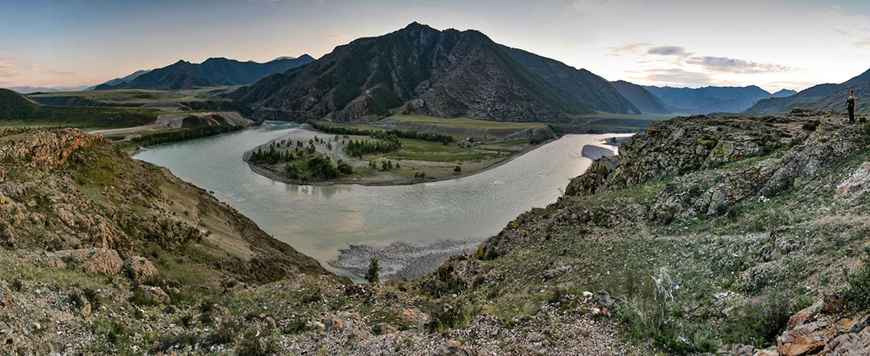 Wycieczka na Ałtaj: W Najładniejsze Góry Syberii fot. © Łukasz Bujonek, Barents.pl