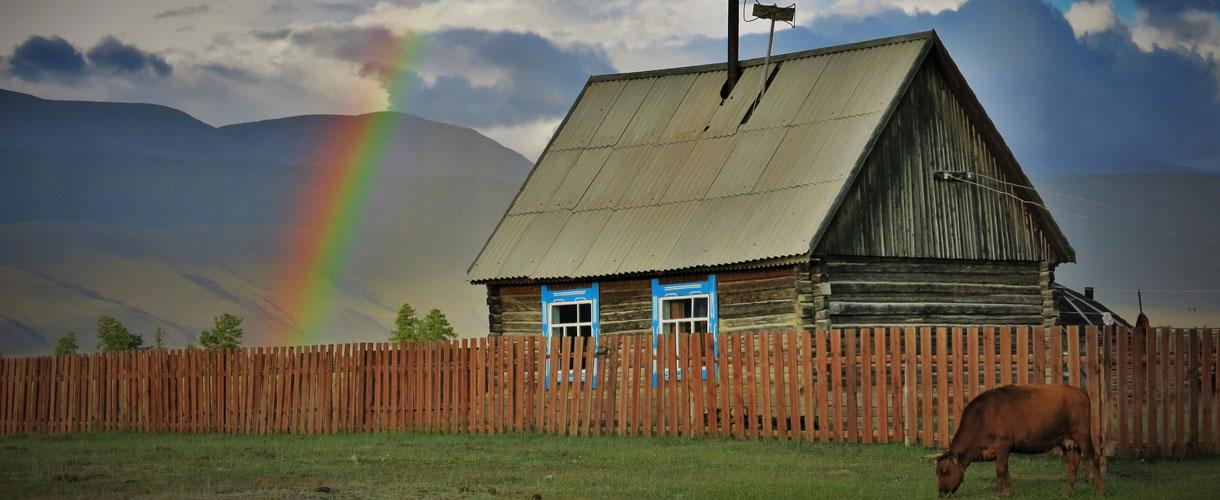 Wycieczka na Ałtaj: W Najładniejsze Góry Syberii fot. © Roman Stanek, Barents.pl