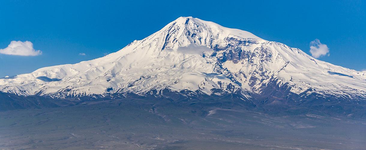 Wschodnia Turcja: Trekking na Ararat (5 137 m n.p.m.)