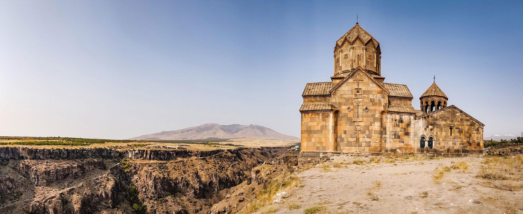 Armenia: objazdowe uroki kaukaskiej republiki © fot. Roman Stanek, Barents.pl
