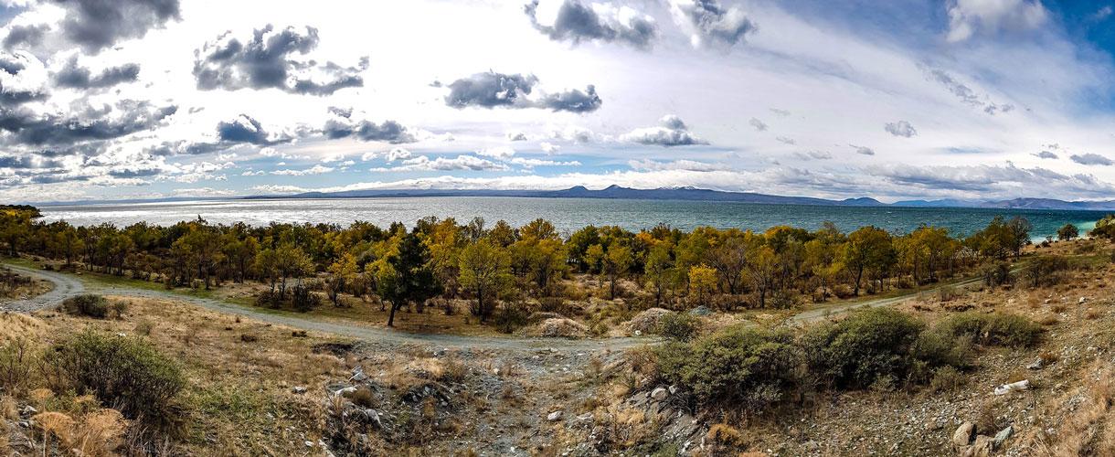 Jezioro Sewan © fot. Roman Stanek, Barents.pl