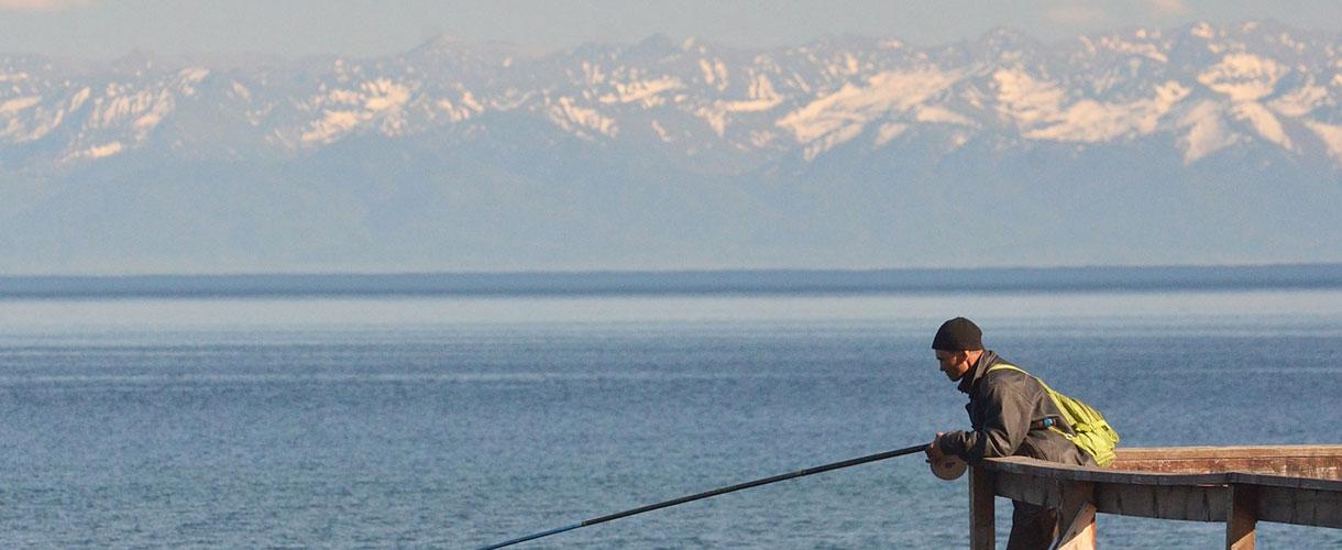 Baikal. Expedition to Lake Baikal photo © Ivo Dokoupił, Barents.pl