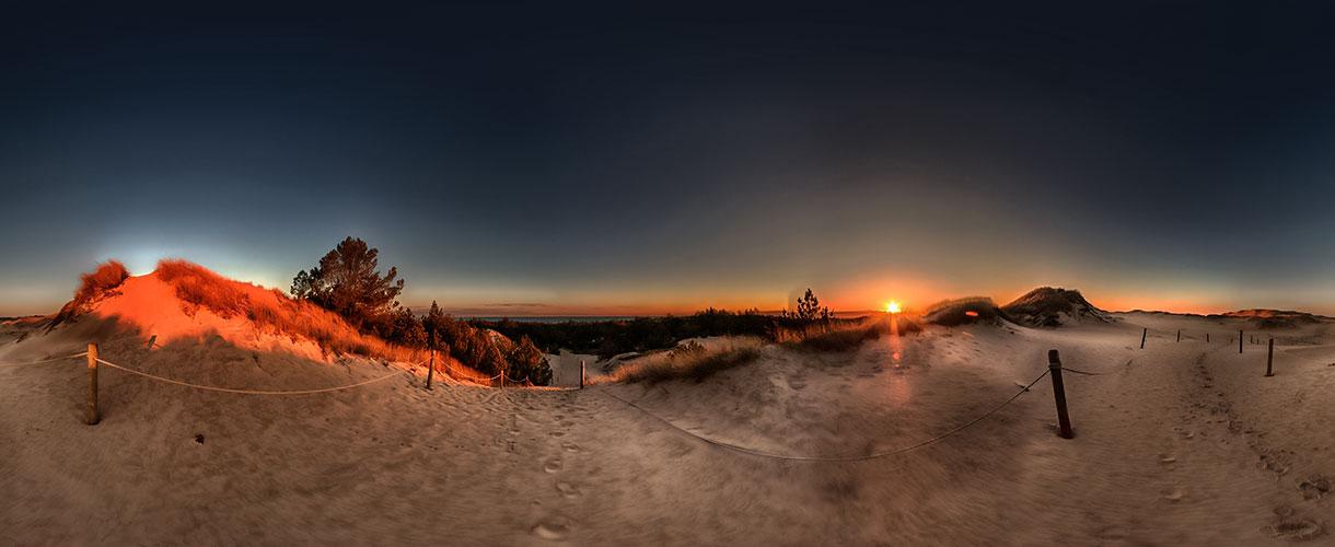 Polska: Trekking wzdłuż wschodniego wybrzeża Bałtyku z Barents.pl