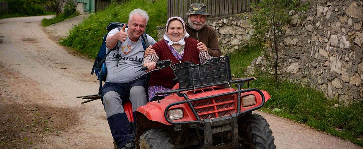 Majówka w Rumunii z Barents.pl. fot. Ivo Dokoupil, Barents.pl