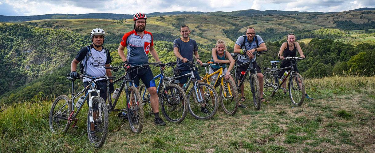 Banat na rowerze: góry i życie na rumuńskich peryferiach fot. © Andrzej Soroko z Barents.pl 2017