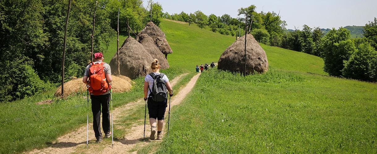 Trekking szlakami rumuńskiego Banatu fot. © Wiola Kado z Barents.pl