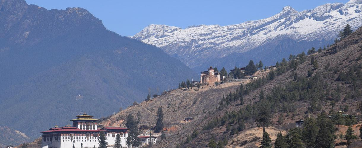 Paro. Rowerem przez Himalaje: Bhutan. fot. @ Little MiMi