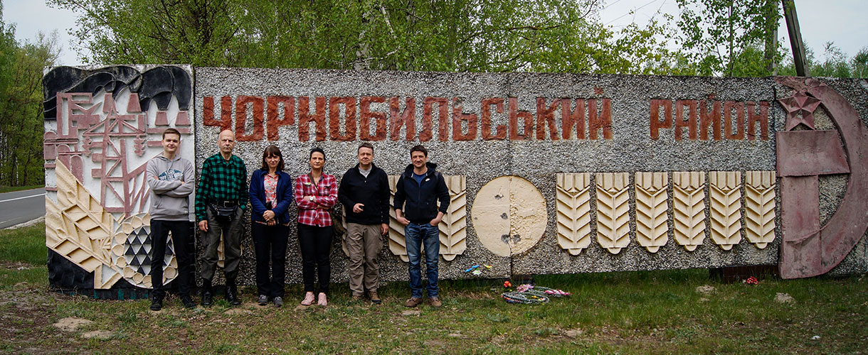 Wycieczka do Czarnobyla i zwiedzanie Kijowa. Fakultatywny Lwów i trekking na Zakarpaciu. fot. © Barents.pl