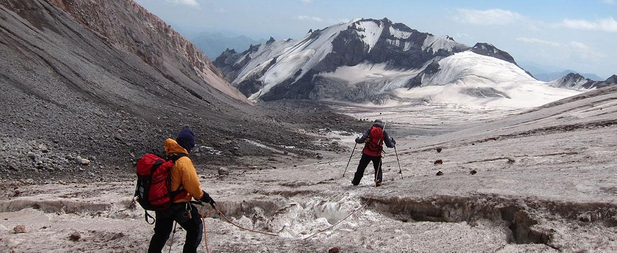 Expedition to Mount Kazbek photo © Anna Fischer, Barents.pl