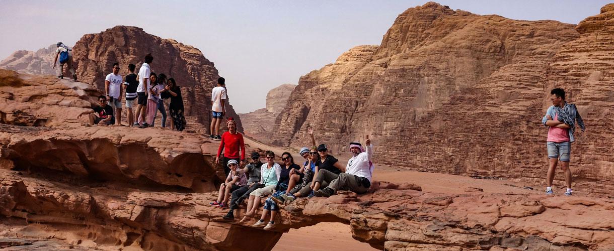 Majówka w Jordanii: Petra i Wadi Rum fot. © Barents.pl