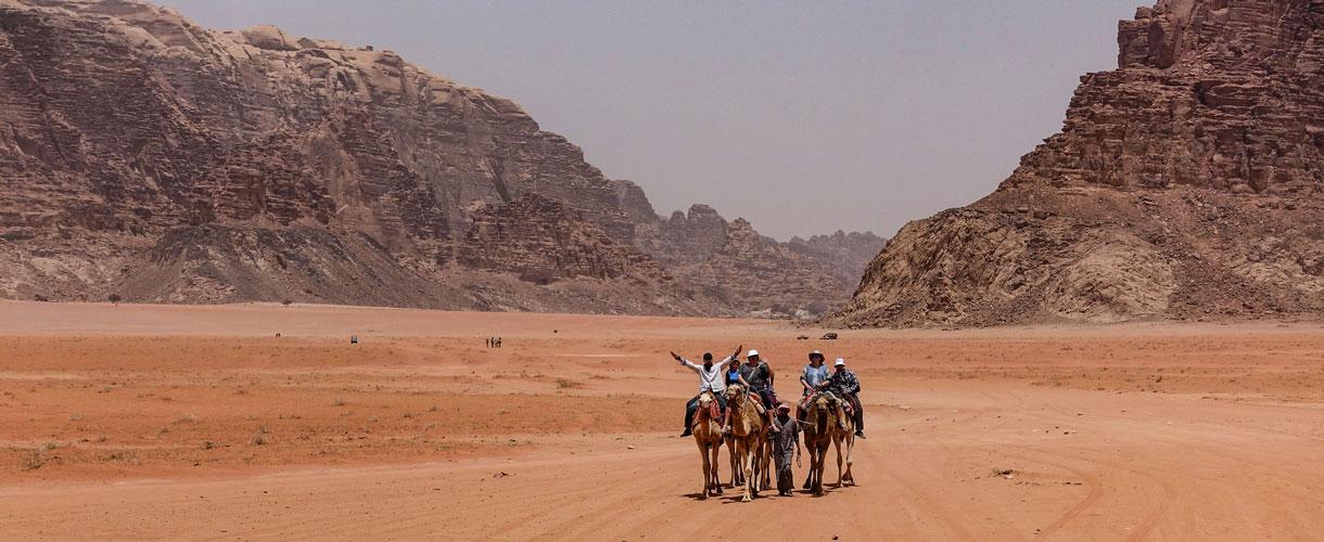 Majówka w Jordanii: Petra i Wadi Rum fot. © Mateusz Kuszela, Barents.pl