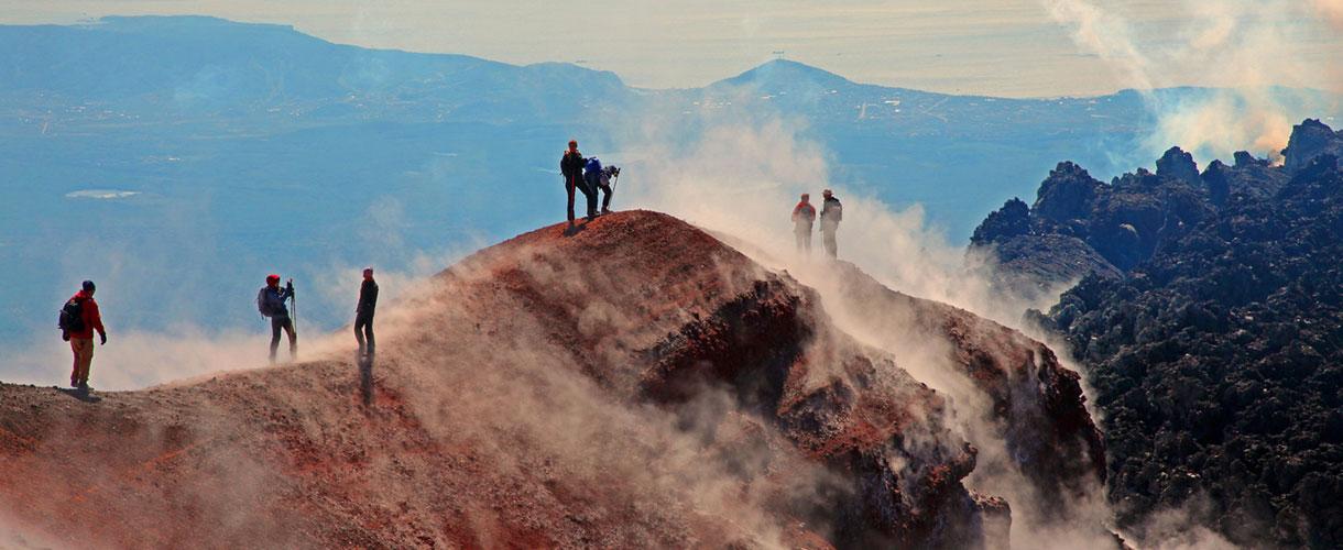 Wycieczka na Kamczatkę - wulkan Tolbaczik fot. Ⓒ Irina Dalecka dla Barents.pl