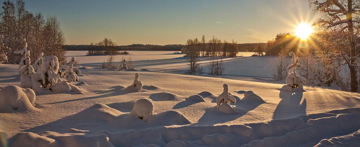 Karelia: Wyprawa na biegówkach po nieznanej Rosji