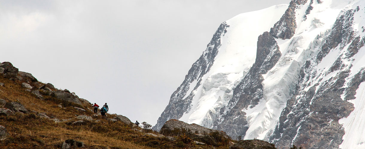 Piękno Tienszanu. Trekking w Kirgistanie, wśród Gór Niebiańskich. fot. © Ola Matusz, Barents.pl