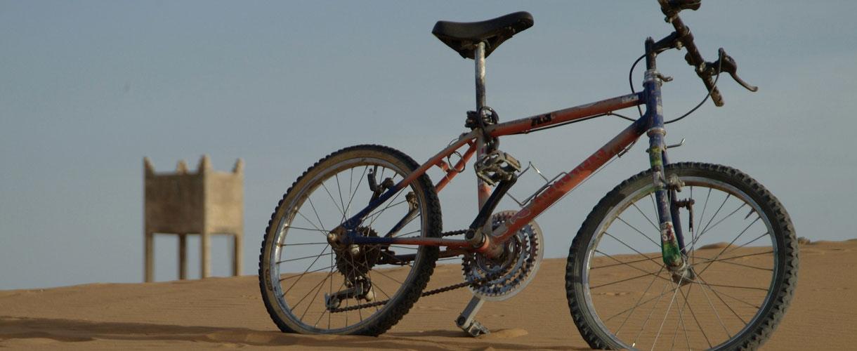 Maroko: rowerem przez Średni i Wysoki Atlas