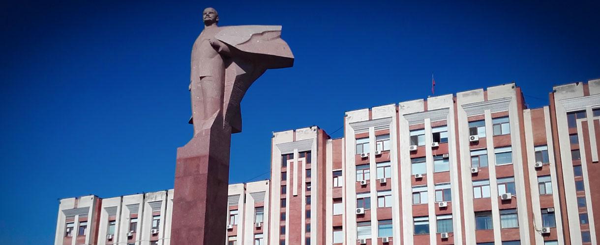 Tyraspol. Mołdawia i Odessa po winnych szlakach Besarabii © Kamila Konopczak, Barents.pl