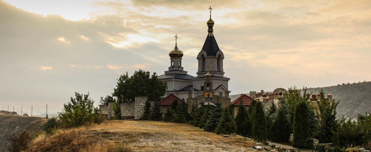 Orheiul Vechi. Mołdawia i Odessa po winnych szlakach Besarabii © Marcin Sabaj z Barents.pl