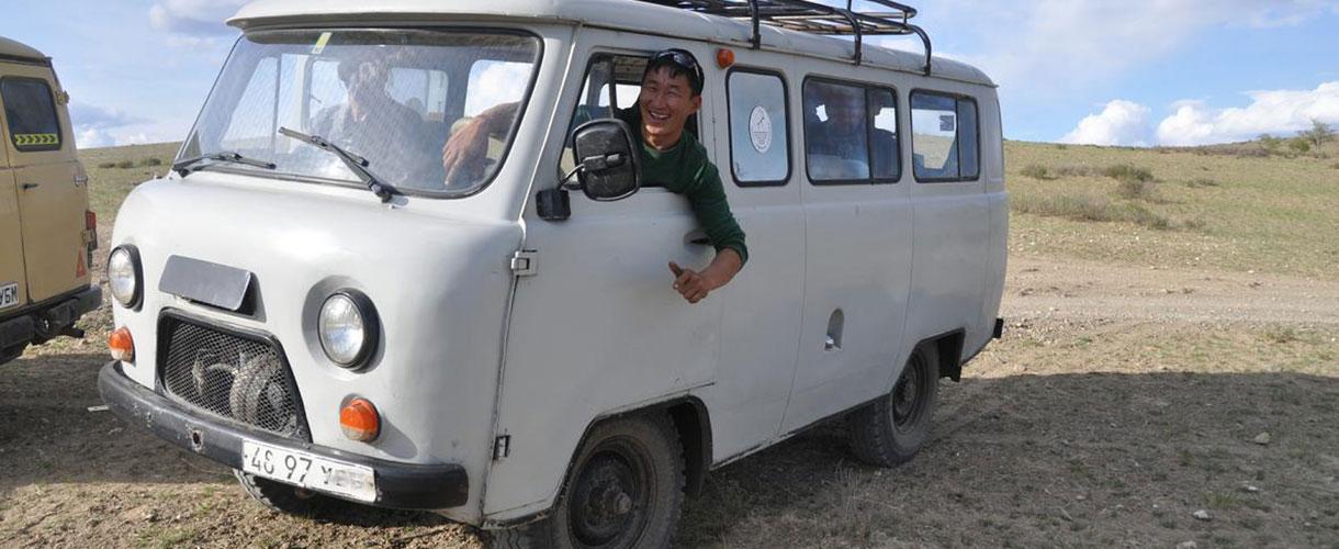 Wyprawa do Mongolii. Przez zielony step i dalekie pustynie. Fot. Iwo Dokoupil, Barents.pl