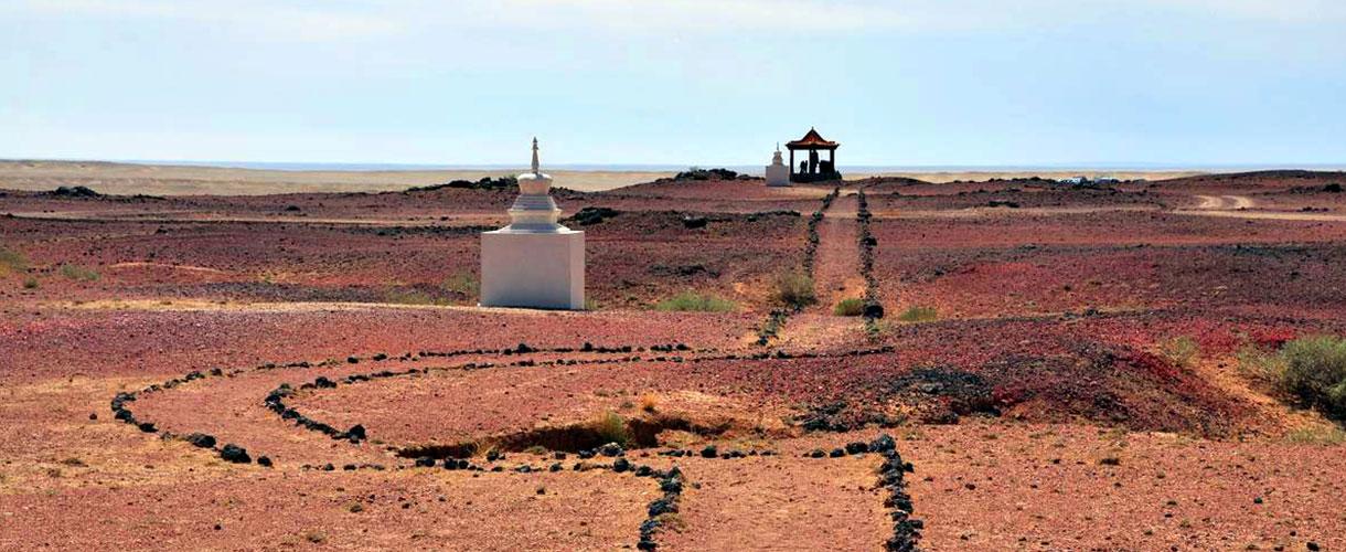 Wyprawa do Mongolii. Przez zielony step i dalekie pustynie. Fot. © Zdenek Vacha dla Barents.pl