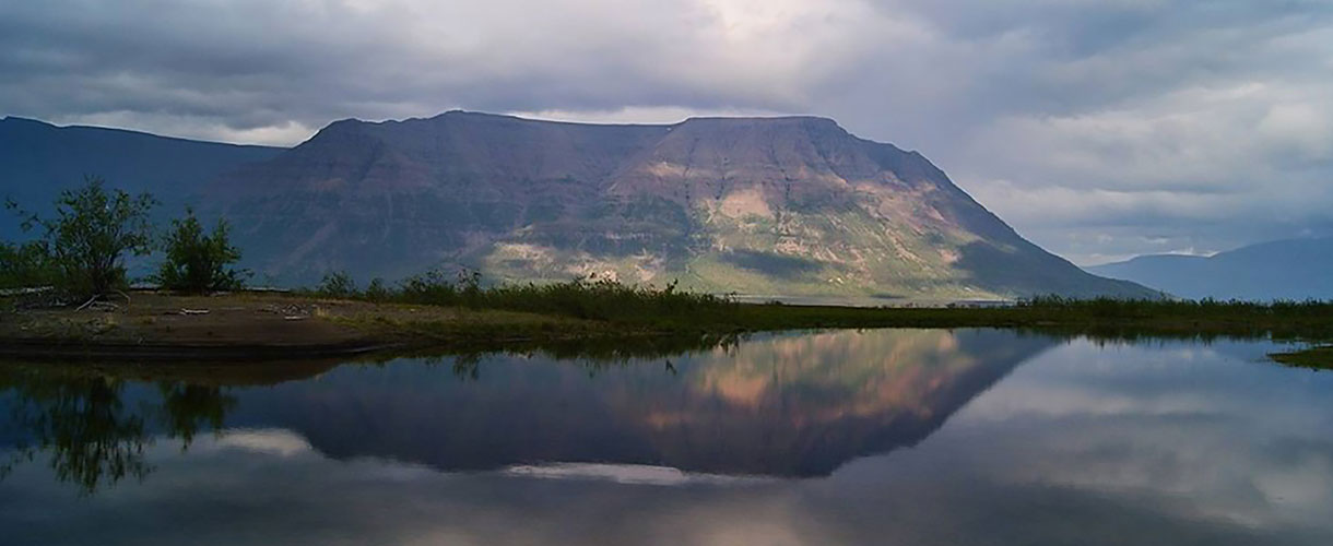 Plateau Putorana fot. © Alexey Disertinskij, LiveJournal