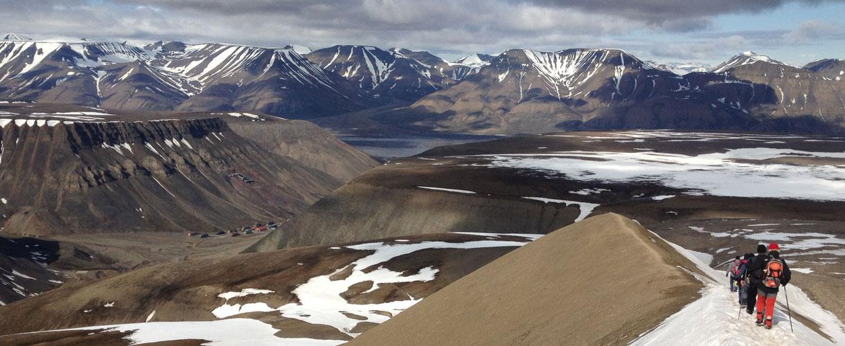 Trekkingi i spacery na Spitsbergenie. Tydzień Na Krańcu Północy. fot. © Roman Stanek, Barents.pl