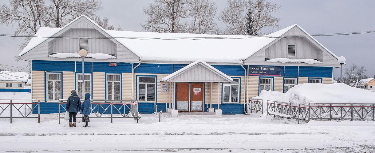 Zima w Kolei Transsyberyjskiej: 9298 km z Moskwy do Władywostoku