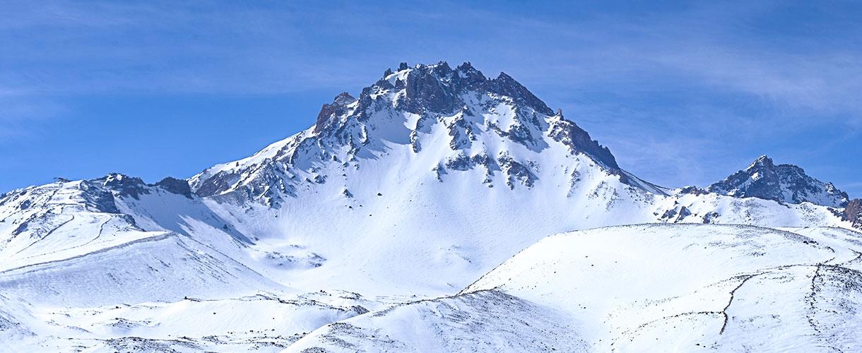 Narty w Turcji! Kapadocja i wulkan Erciyes z Barents.pl fot. © Kayseri Erciyes Turizm
