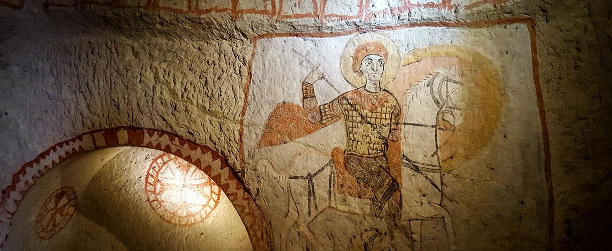 Wędrówki po Kapadocji i Antiochii © Roman Stanek, Barents.pl