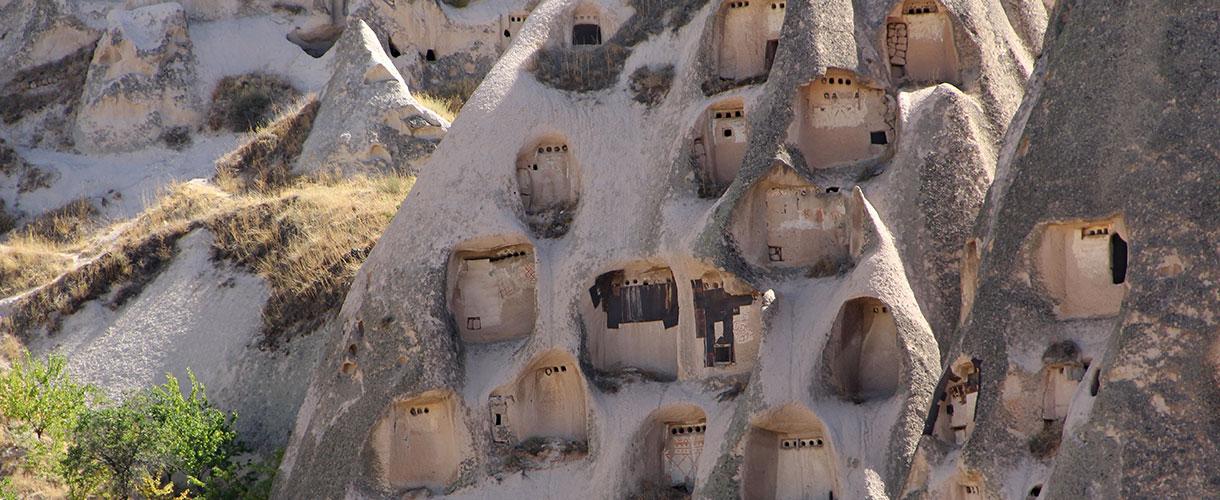 Wycieczka do Turcji: Wędrówki po Kapadocji i Antiochii