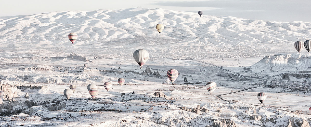 Sylwester w Turcji fot. © Yonatan Anugerah