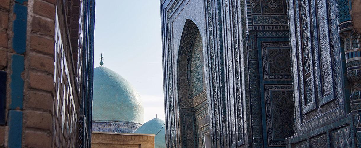 Jedwabny Szlak. Uzbekistan. Fot. © Małgosia Busz, Barents.pl