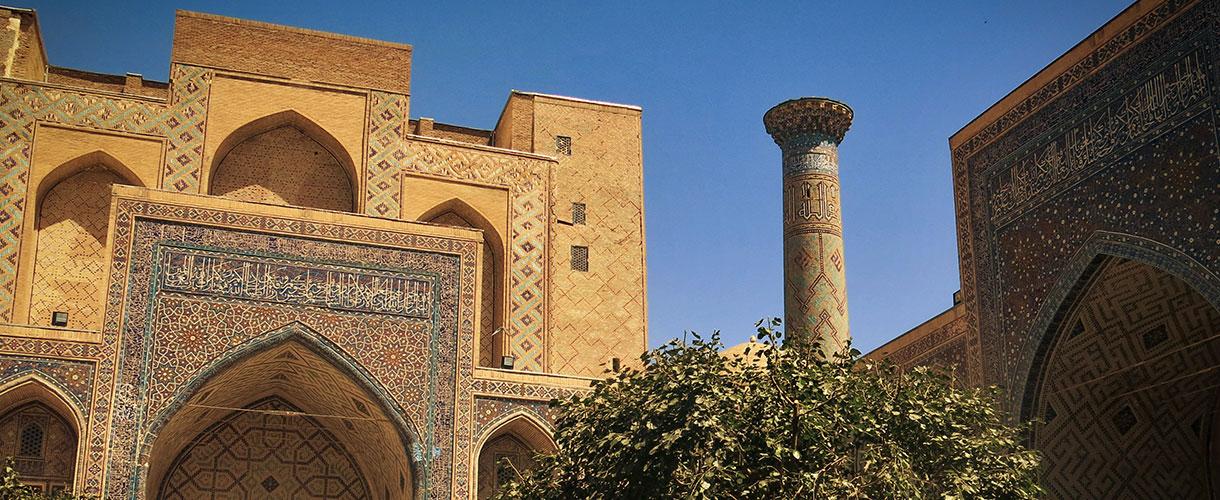 Uzbekistan i Turkmenistan. Wielkie cywilizacje Azji Środkowej fot. © Roman Stanek Barents.pl