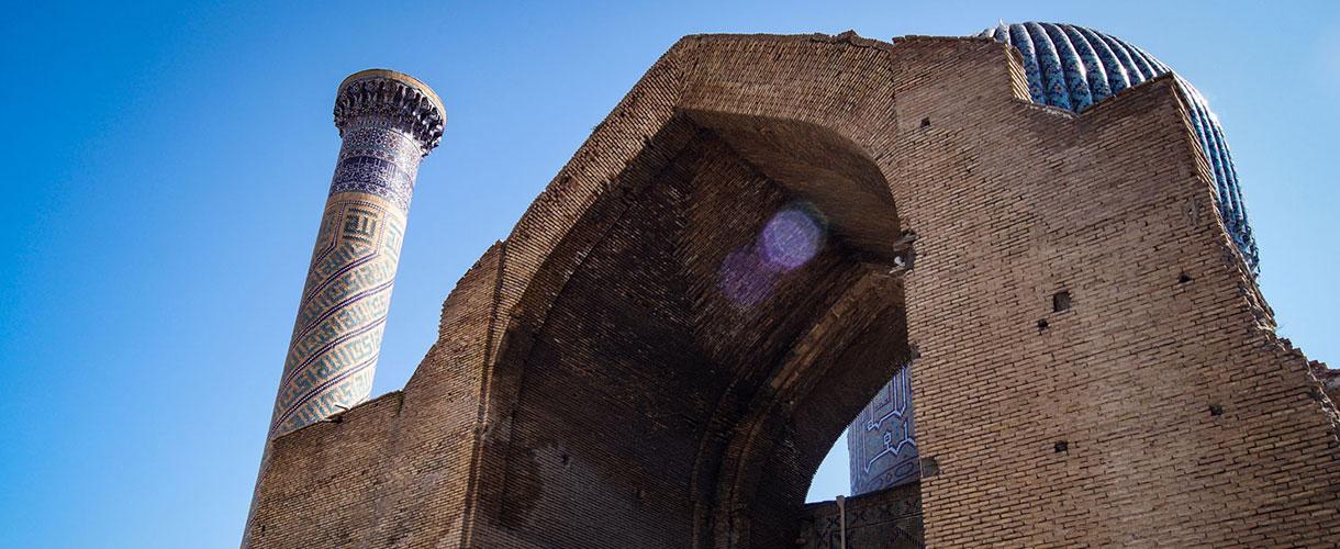 Uzbekistan i Turkmenistan. Wielkie cywilizacje Azji Środkowej © Paweł Gardziej, Barents.pl