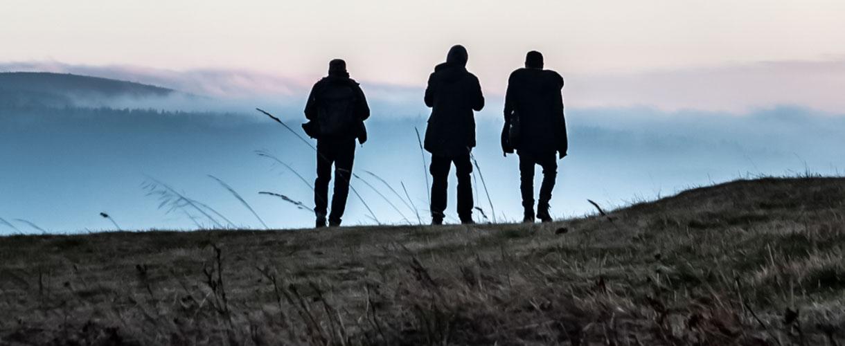 Podróżniczy Sylwester w Górach Bystrzyckich fot. © Wataszka