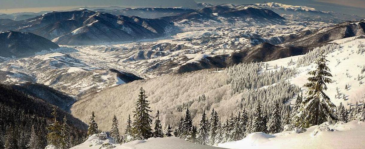 Panorama Kołoczawy fot. © Ivo Dokoupil, Barents.pl