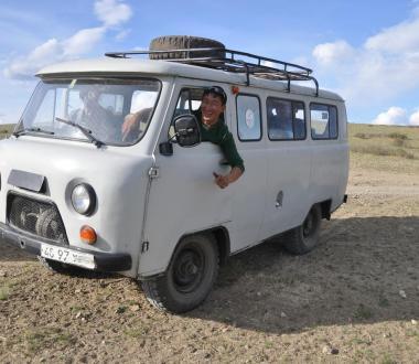 Wyprawa do Mongolii. Wyprawy do Azji 2017