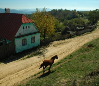 majówka w rumunii, romantyczny wyjazd, rumunia, czeskie wioski, konie, Banat