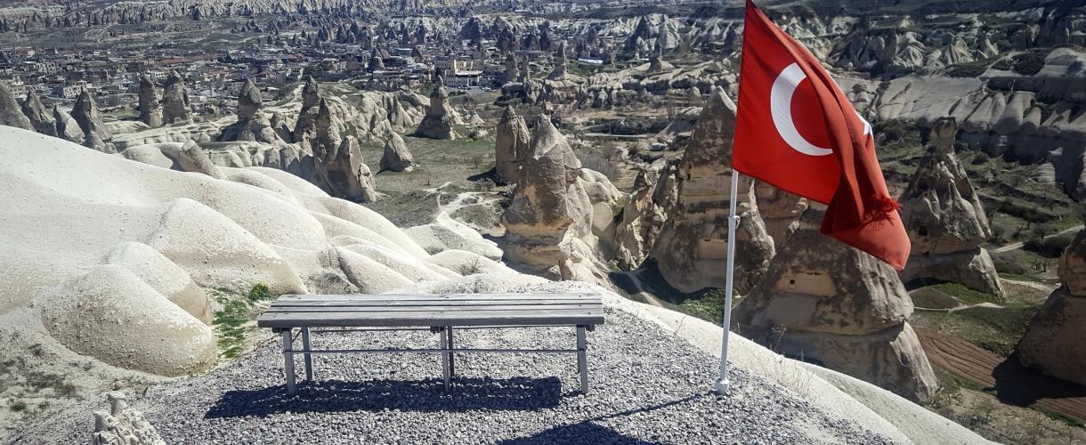 Majówka w Turcji: Wędrówki po Kapadocji i Antiochii © Roman Stanek, Barents.pl