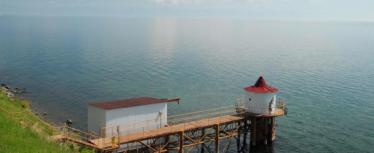 Listwianka nad Bajkałem. Wyprawa nad Bajkał © fot. Ivo Dokoupił dla Barents.pl