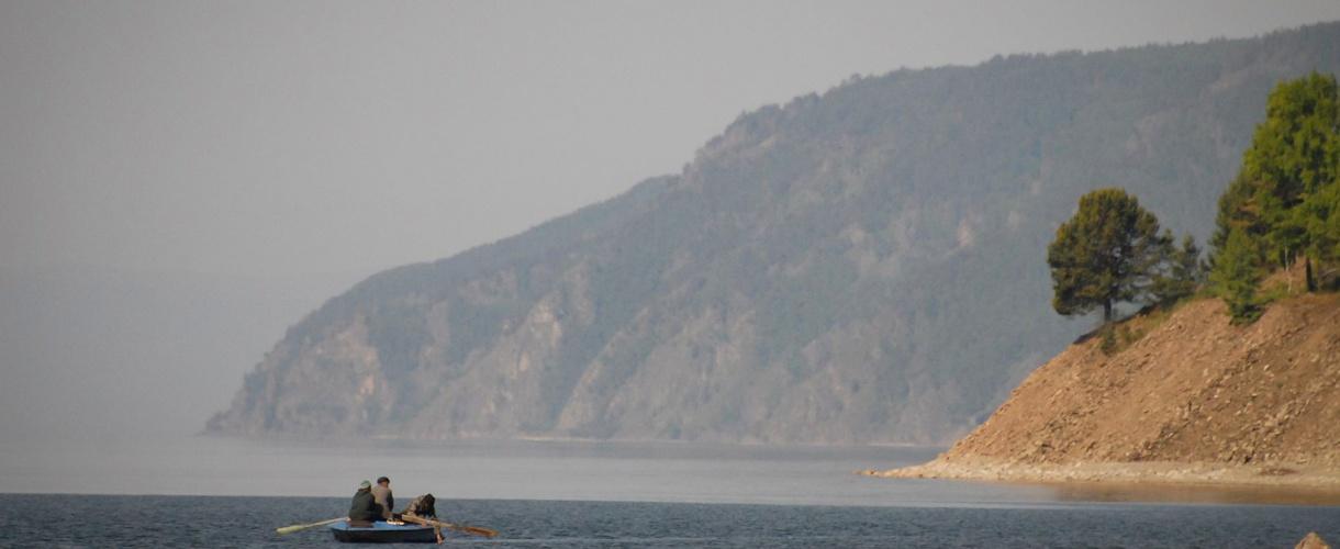 Piękne jezioro Bajkał. Wyprawa nad Bajkał © fot. Ivo Dokoupił dla Barents.pl