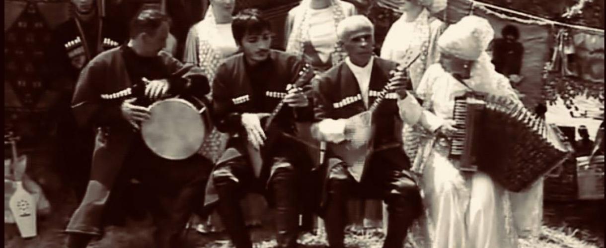 Gruzińsko-czeczeński zespół Pankisi Ensemble