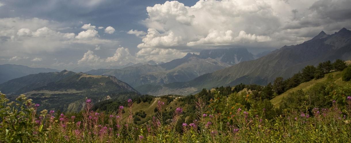 Gruzińska Swanetia - trekking na lekko © Lidka Wiśniewska z Barents.pl