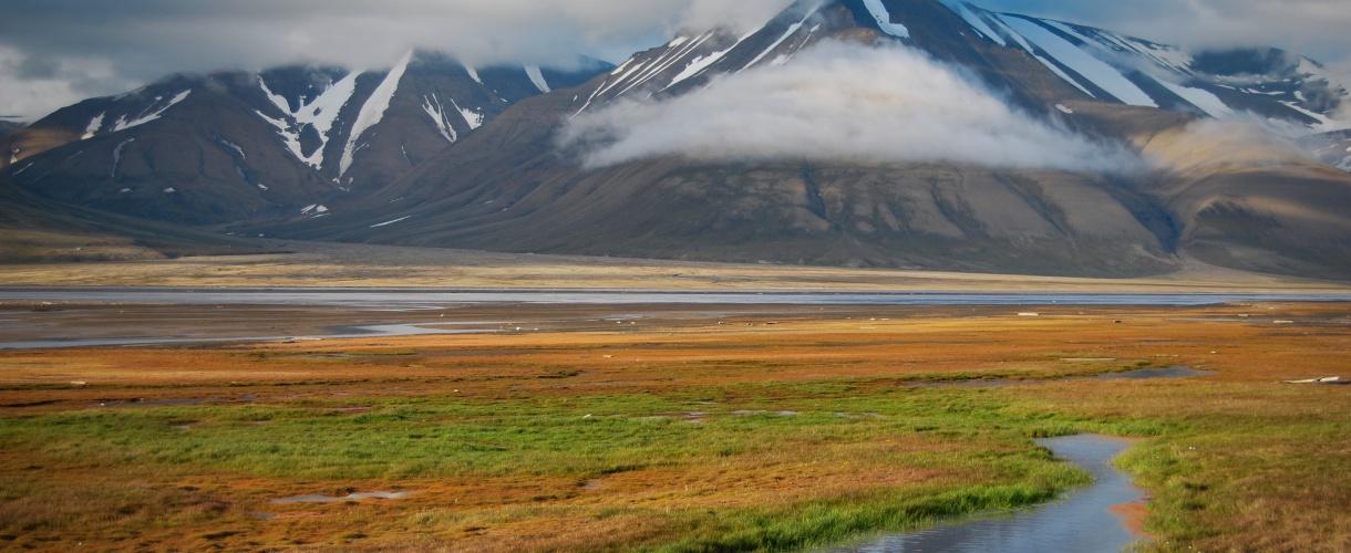 Spitsbergen – Trekking Przez Tundrę w Arktyce © Roman Stanek 2011