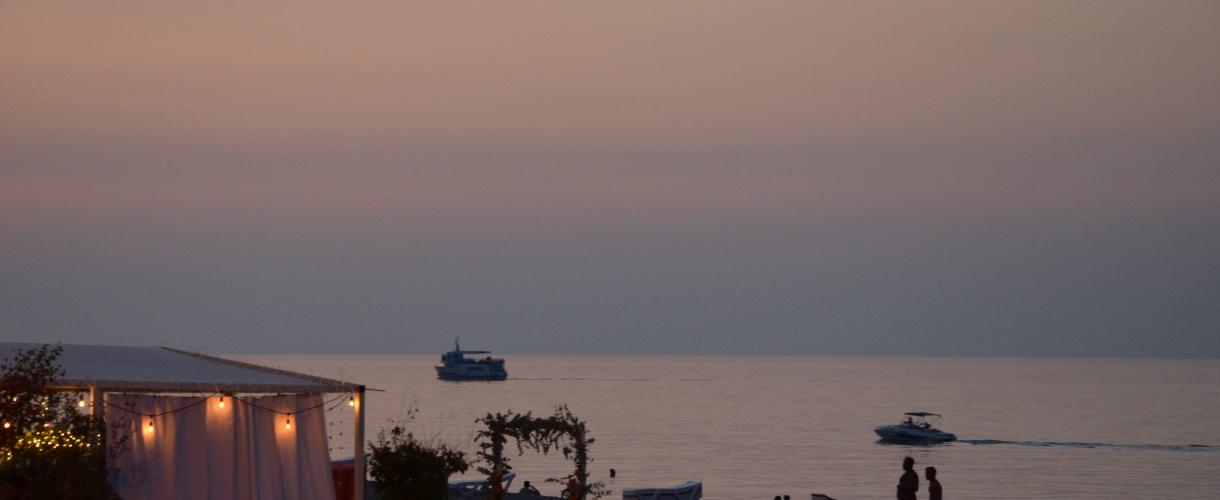 """Morze Czarne. Batumi. Gruzińskie marzenie. fot. © Justyna Zając """"Jak widzę świat"""" z Barents.pl"""